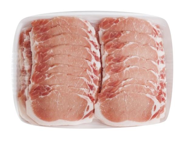 ロース豚肉