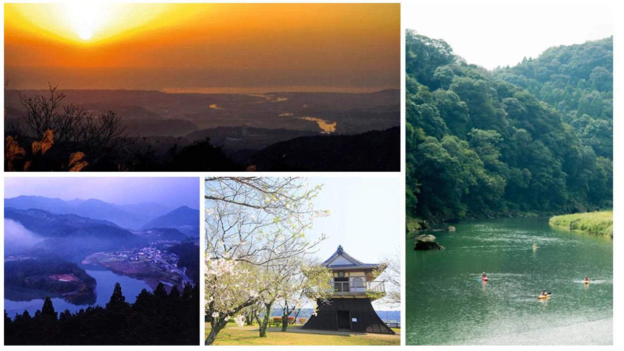 木城町の大自然