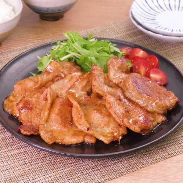 山豚ロース肉